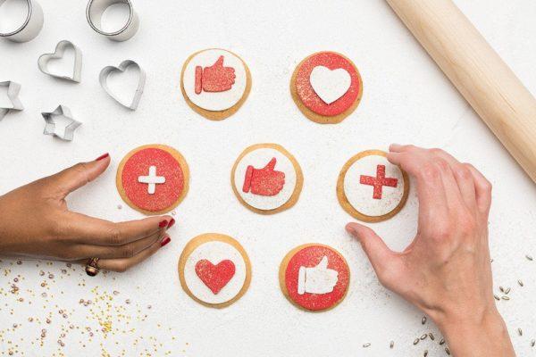 4 entités de médias sociaux faisant la promotion de produits de joaillerie
