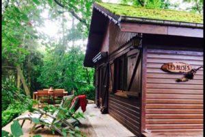 Différence entre une cabane et un chalet