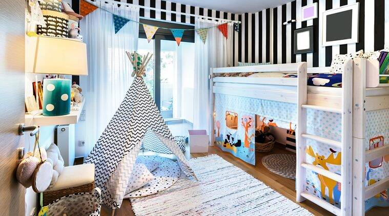 Design d'intérieur de la chambre d'enfant : Les 10 meilleurs conseils pour décorer la chambre de mes enfants